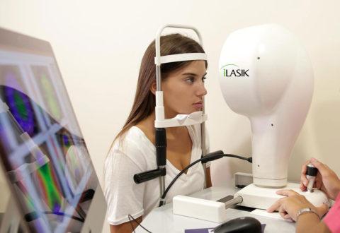 Laser eye surgery iLasik istanbul